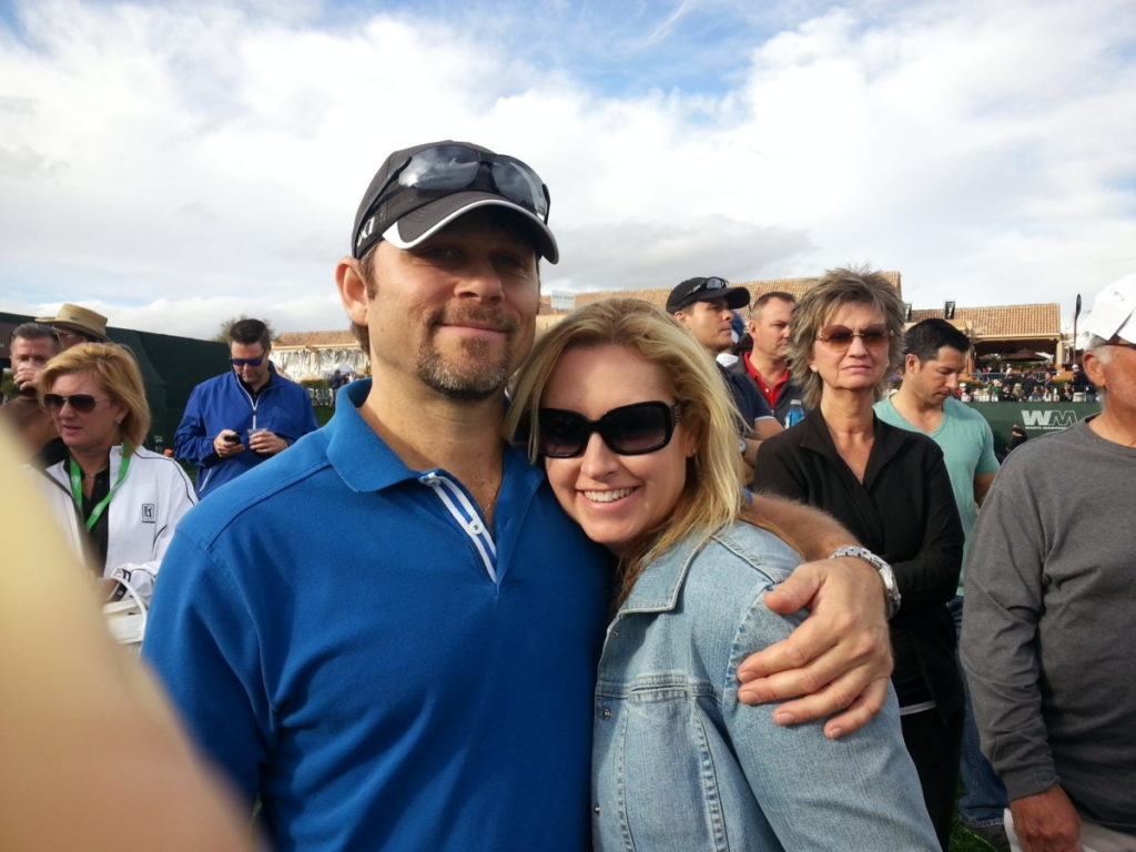 First Phoenix Open Together
