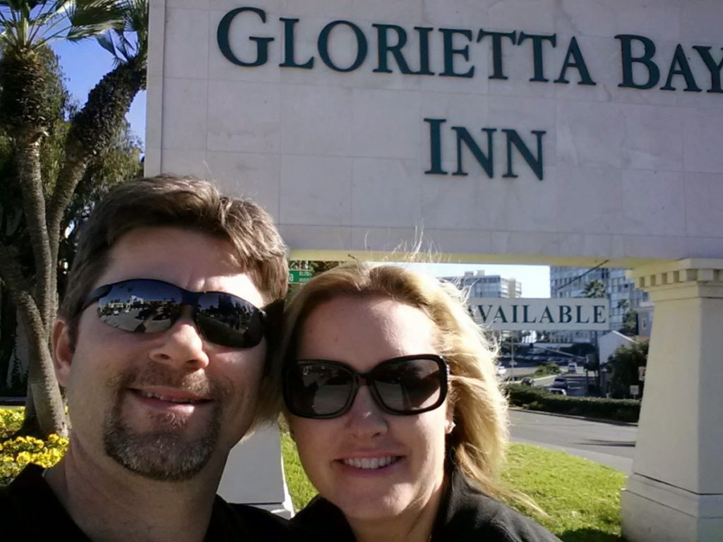 First trip to Coronado together